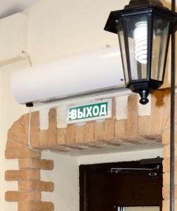 Тепловая завеса без нагрева Тепломаш КЭВ-П3132A Оптима 300