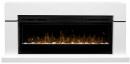 Готовый комплект Dimplex Lindos белый с очагом Prism 50 в Калининграде