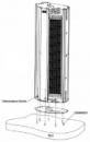 Основание для вертикальной установки Zilon V-BFM в Калининграде