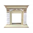 Портал Dimplex Dublin арочный сланец (крем) для электрокаминов в Калининграде