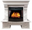 Портал Royal Flame Pierre Luxe белый сланец для очага Dioramic 25 в Калининграде