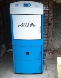 Твердотопливный котел ZOTA Pellet 15A
